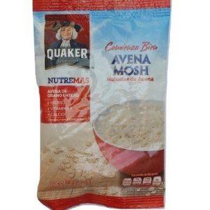 Avena Mosh Hojuelas Quaker 50 gramos