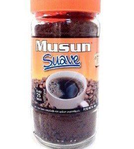Cafe Suave Musum Frasco 170 gramos