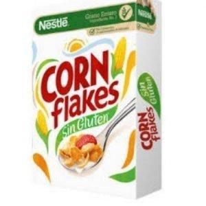 Cereal Corn Flakes Sin Gluten