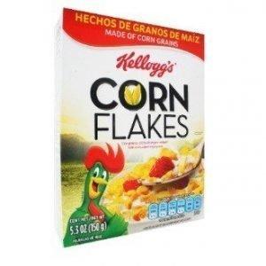 Corn Flakes Kelloggs Caja 150 gramos