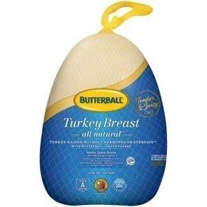 Butterball Pechuga de Pavo Crudo 1.36 kg / 3 lb